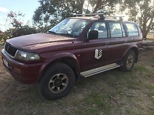 1998 Mitsubishi Challenger NEW TYRES Secret Harbour Rockingham Area Preview