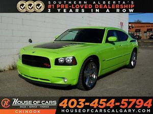 2007 Dodge Charger R/T w/ Heated Seats, Sunroof