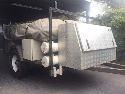 Camper trailer Thirroul Wollongong Area Preview