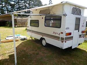 SUPERB 1996JAYCO AIR CONDITIONED REAR DOOR POPTOP Hahndorf Mount Barker Area Preview