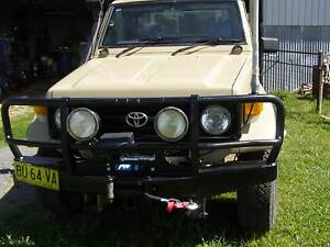 1988 Toyota LandCruiser Ute Bathurst Bathurst City Preview