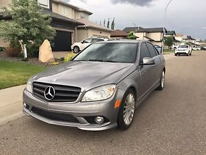2010 Mercedes C250 4matic Excellent condition