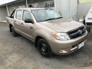 Toyota Hilux Prospect Vale Meander Valley Preview