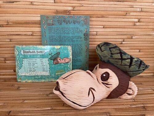 NEW! Tiki TonyBeachcomber Monkey Mug Tikiland Trading Co, Ready to Ship FREE!