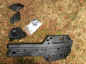Can Am Skid plate
