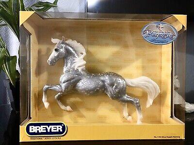 Breyer 2007 Treasure Hunt Silver Filigree Silver ~500 Made