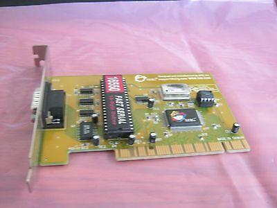 SIIG 16550 Single Port Fast Serial, 16-Byte Buffer Board. P/N: JJ-P01012 <