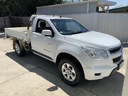 Holden Colorado 4x4 auto Geelong West Geelong City Preview