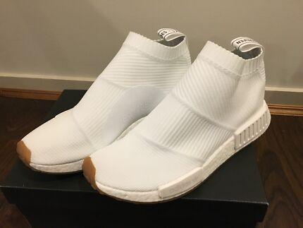 Adidas NMD City Sock CS1 White/Gum PK DS US9.5