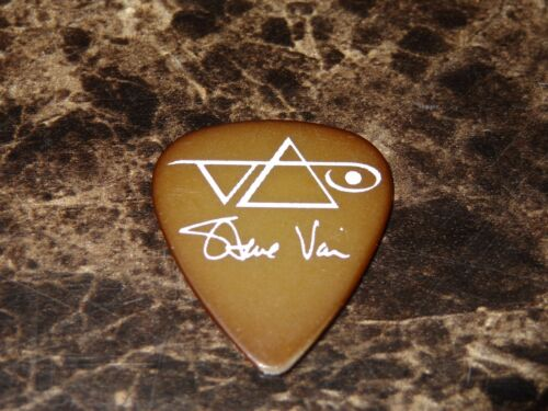 Steve Vai Rare Authentic Ibanez Japan Guitar Pick Generation Axe Tour Issue 2016