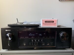 Denon Audio Video Receiver