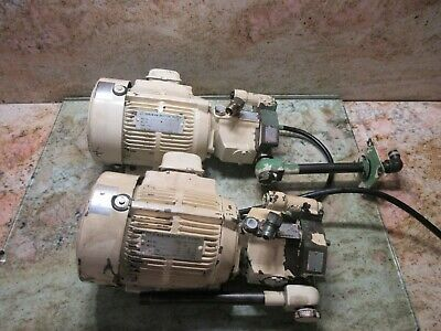 Daikin Oil Motor Pump M8a1x-1-10 Mfg 27 Pump V8a1rxt-10 V8a1rx Takisawa Mac-v2