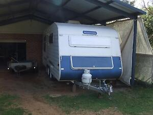 2005 Western Caravan 18ft6 - Excelent Condition - Reluctant Sale Lesmurdie Kalamunda Area Preview
