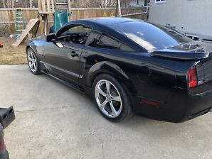 2007 Saleen Supercharged 5-Speed Mustang #027c