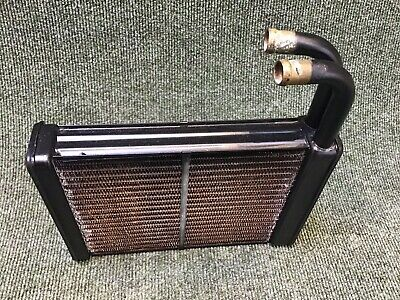Land Rover Defender Heater Matrix - Earlier Type Curved Pipes - AAP817