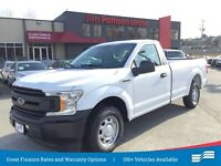 2018 Ford F-150 XL 2WD Reg Cab Long Box Vancouver Greater Vancouver Area Preview