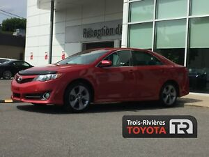 TOYOTA CAMRY 2013 - SE - AUTOMATIQUE - MAGS - GPS