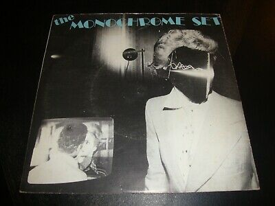 "THE MONOCHROME SET - He's Frank / Alphaville VINYL 7"" Picture Sleeve RT005"
