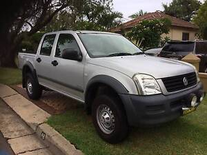 2003 Holden Rodeo Other Woolooware Sutherland Area Preview