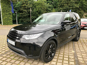 Fotografie des Land Rover Discovery