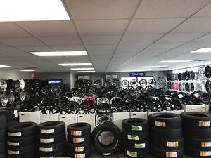 Unauthorized  Wheel and Tire  90 days no payments
