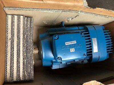 Demag Cranes Components Kba125b 42 3-phase 16653260 Rpm