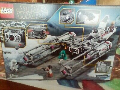Lego star wars y wing 75249