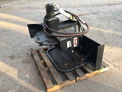 Stout Skid Steer High Flow Stump Grinder Model Sg-13 High Flow