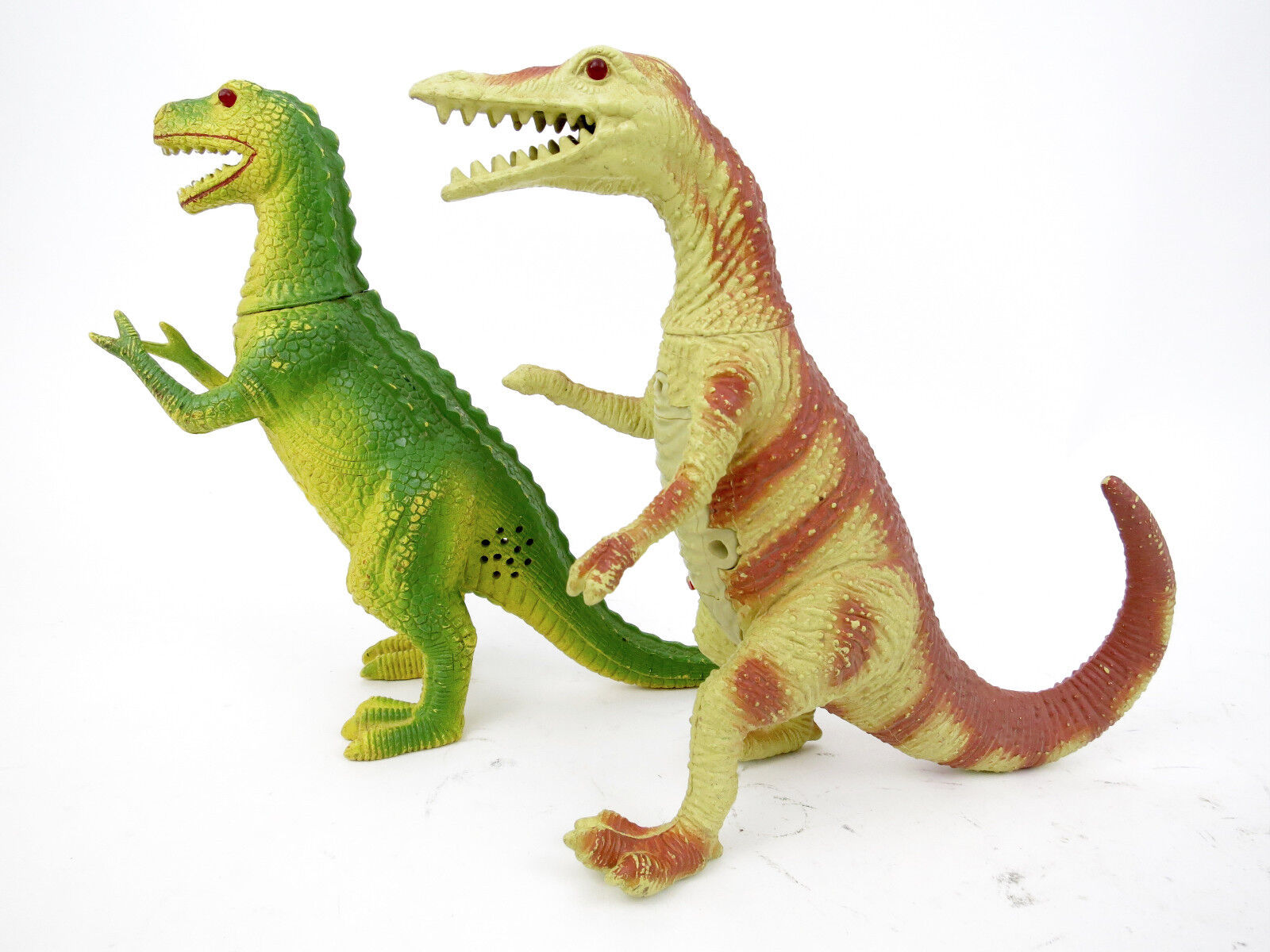 T Rex Dinosaur Toy : Vintage s imperial tyrannosaurus t rex dinosaur toy