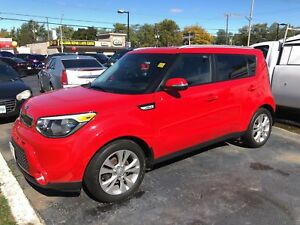 2015 Kia Soul EX- HEATED FRONT SEATS, ROOF RACK, BLUETOOTH