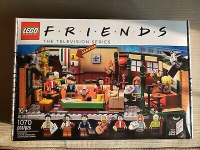 LEGO 21319 Friends Central Perk IN HAND READY TO SHIP