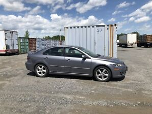 NEED GONE As is 2006 Mazda 6