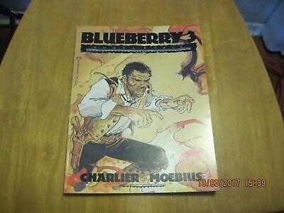 Epic Graphic Novel Blueberry 3 - Angel Face - $29.00