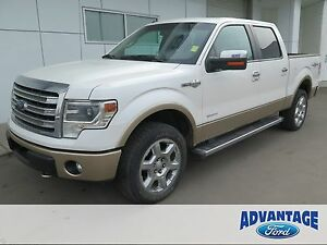 2013 Ford F-150 King Ranch Nav. Moonroof. EcoBoost. Trailer Tow.