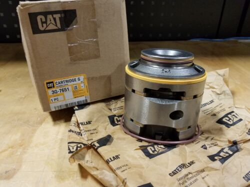 Genuine CATERPILLAR CAT 623 Tractor Hydraulic Vane Pump Cartridge - 3G-7651