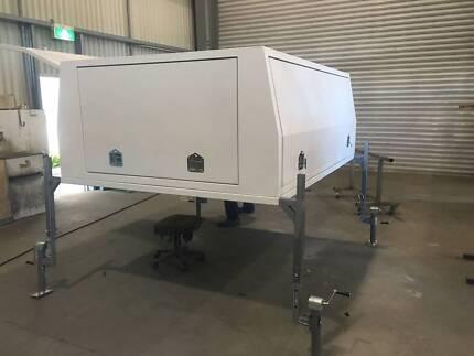 UTE CANOPIES & aluminium racks for utes in Perth Region WA | Other Parts ...