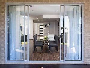 4 panel sliding doors Wingfield Port Adelaide Area Preview