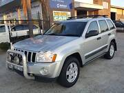2007 Jeep Grand Cherokee Laredo Wagon 4x4 Sat Nav 3.7L V6 (Tidy) Wangara Wanneroo Area Preview