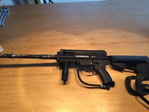 Tippman a5 with extras