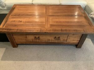 JIMMY POSSUM COFFEE TABLE WITH STORAGE