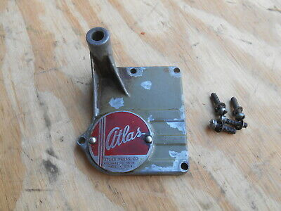Atlas Milling Machine Mf-2 Table Power Feed Gear Case Cover