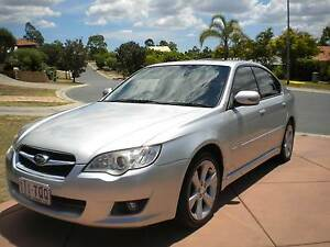 MY 2008 SUBARU LIBERTY PREMIUM SILVER AWD FULL REGO RWC Edens Landing Logan Area Preview