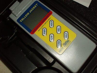 Yellow Jacket 69233 - Waterproof Thermometer - Single K Probe