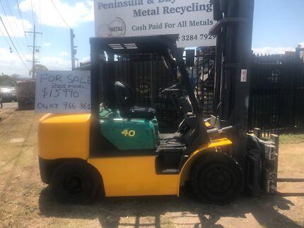 Komatsu FG 40ZT - 7 Forklift Clontarf Redcliffe Area Preview