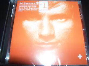 Ed Sheeran + Plus (Australia)(The A Team / Drunk/Lego House/Give Me Love) CD New
