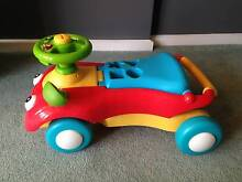 ELC Wobble-Toddle-Ride Car and Walker Adelaide CBD Adelaide City Preview