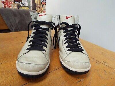 Nike - Leather Blazer Hi-tops - Vintage - UK11/ Eur 46.  in VGC