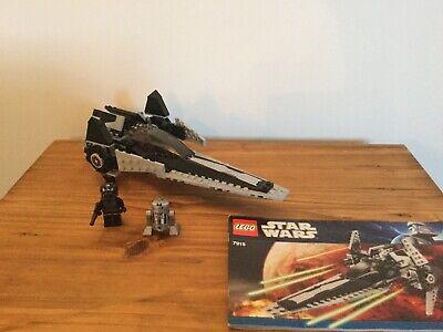 Lego Star Wars 7915 Imperial V Wing Starfighter