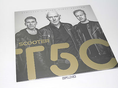 2 LP: Scooter - The Fifth Chapter, Strictly Limited Edition, NEU & OVP (A9/4)