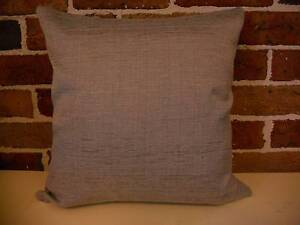 Scatter Cushion Covers - Textured Grey Terrigal Gosford Area Preview